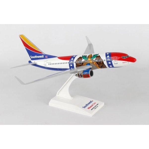 SkyMarks B737-700W Southwest Missouri One 1:130