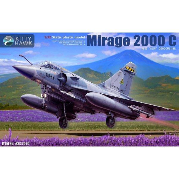 Kitty Hawk Models Dassault Mirage 2000C 1:32 New 2019