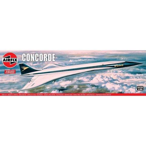 BAC Concorde Prototype (BOAC) 1:144  'Vintage Classics series'