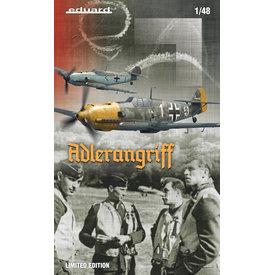 Eduard Bf109E 'ADLERANGRIFF' Double Set 1:48