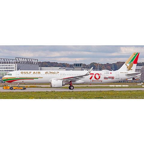 A321neo Gulf Air Retro Livery A9C-NB 1:400 +Preorder+