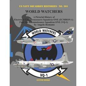 Ginter Books World Watchers: ECMRON-1 VQ-1 USNSH#305 SC