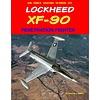 Lockheed XF90 Penetration Fighter: AFL#222  SC
