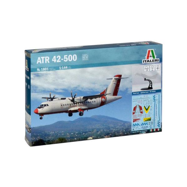 Italeri ATR42-500 Italian Coast Guard 1:144*Discontinued*