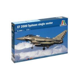 Italeri EF2000 Typhoon Single Seater 1:72