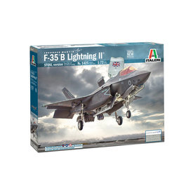 Italeri F35 B Lightning II STOVL version 1:72 New tool 2019