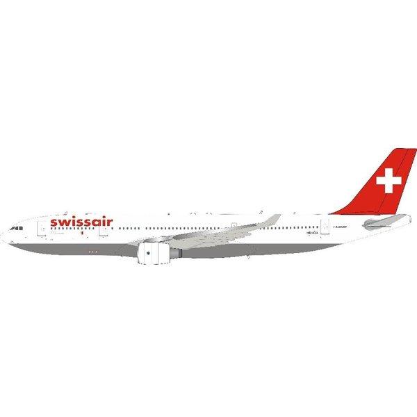 InFlight A330-200 Swissair final livery HB-IQA 1:200