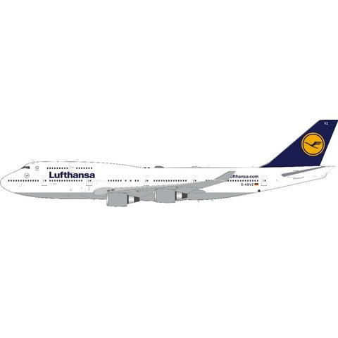 B747-400 Lufthansa old livery D-ABVZ 1:200 +preorder+