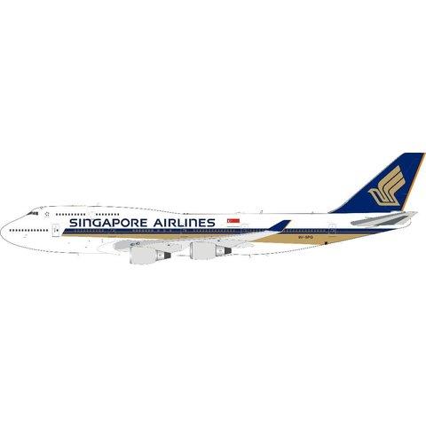 B747-400 Singapore Airlines 9V-SPQ 1:200 +preorder+