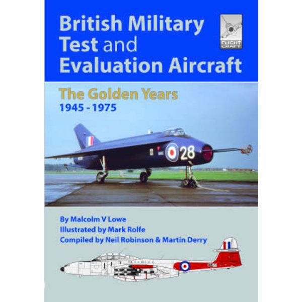 British Military Test & Evaluation Aircraft: FlightCraft #18 SC
