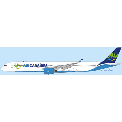 A350-1000 Air Caraibes F-HMIL 1:200 with stand