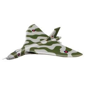 Corgi Vulcan Camouflage Showcase Diecast 1:350