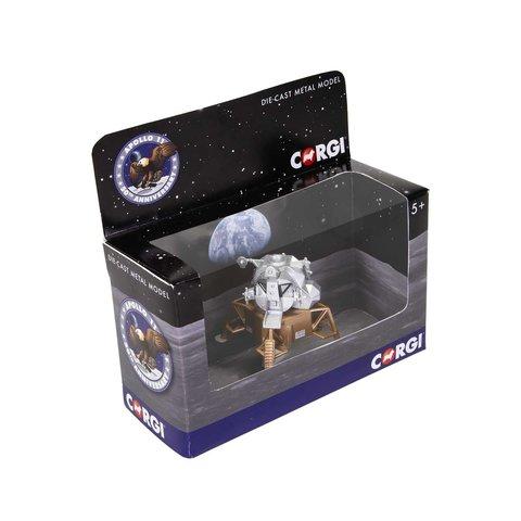 Apollo Lunar Lander Module Showcase diecast