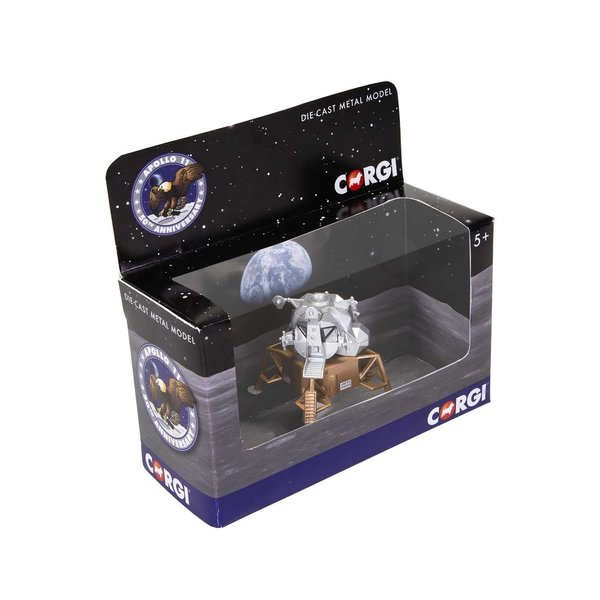 Corgi Apollo Lunar Lander Module Showcase diecast