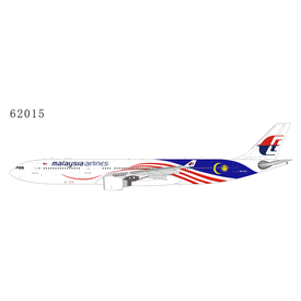 NG Models A330-300 Malaysia Negaraku c/s 9M-MTJ 1:400