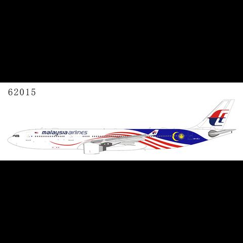 A330-300 Malaysia Negaraku c/s 9M-MTJ 1:400