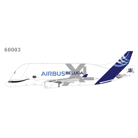 A330-743L Beluga XL #3 Airbus House F-GXLI 1:400 +Preorder+