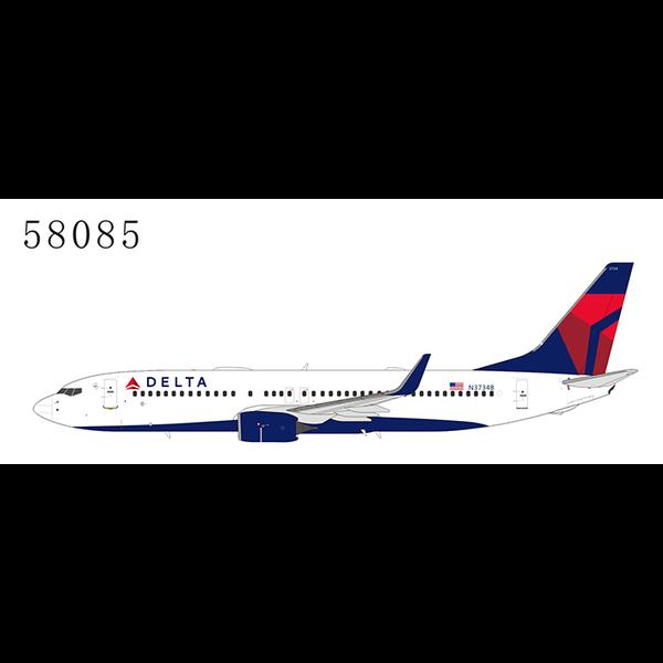 NG Models B737-800W Delta Air Lines 2007 livery N3734B 1:400 +Preorder+