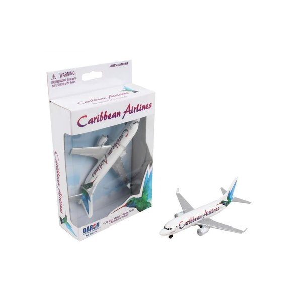 Caribbean Airlines B737-800W Single Plane