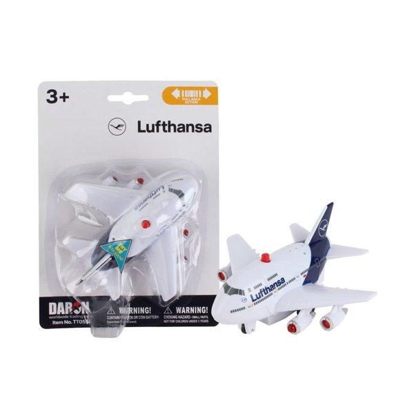 Daron WWT Boeing B747-8 Lufthansa Pullback With Light & Sound