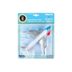 Daron WWT VC25 B747 Air Force One Flying Toy Plane on a String