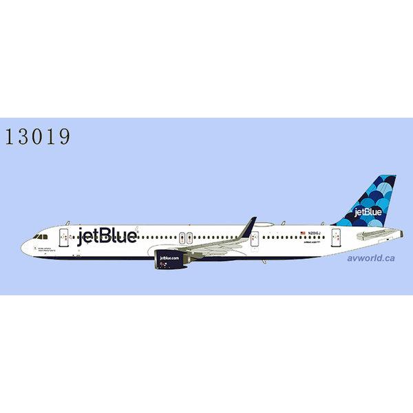 NG Models A321neo JetBlue Airways Blue I Wanna Take Ya N2016J 1:400