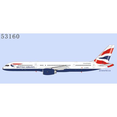 B757-200 British Airways Union RB211 engines G-BMRB 1:400