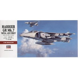 Hasegawa HARRIER GR7 RAF 1:48 [Lightly used]