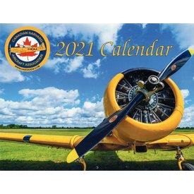 Canadian Harvard Aircraft Association CHAA Calendar 2021