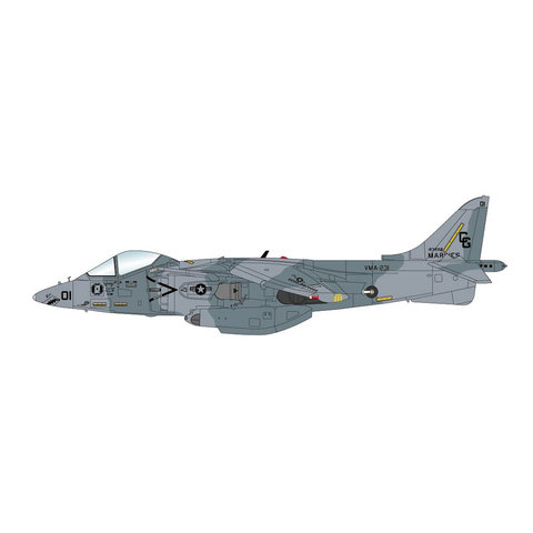 AV8B Harrier II VMA231 CG-01 ODS 1:72