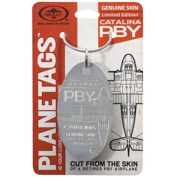 PlaneTags PBY Catalina PlaneTag Tail # BU467590