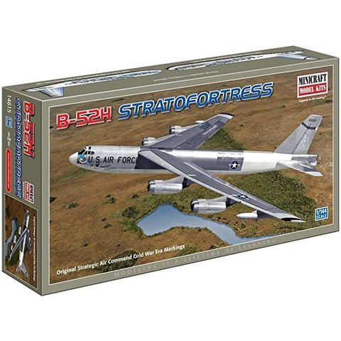 B52H STRATOFORTRESS 1:144