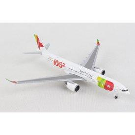 Herpa A330-900neo TAP Air Portugal 100th aircraft CS-TUI 1:500
