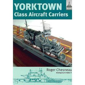 Air World Books Yorktown Class Aircraft Carriers: ShipCraft Series #3 SC