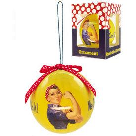 Ornament Rosie the Riveter