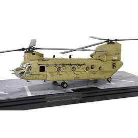 Forces of Valor CH47F Chinook 5AR 15AB Australian Army A15-307 1:72