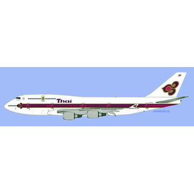 Phoenix B747-400 Thai Airways o/c Kings Logo HS-TGA 1:400 +Preorder+