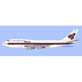 Phoenix B747-300 Thai Airways old livery HS-TGD 1:400