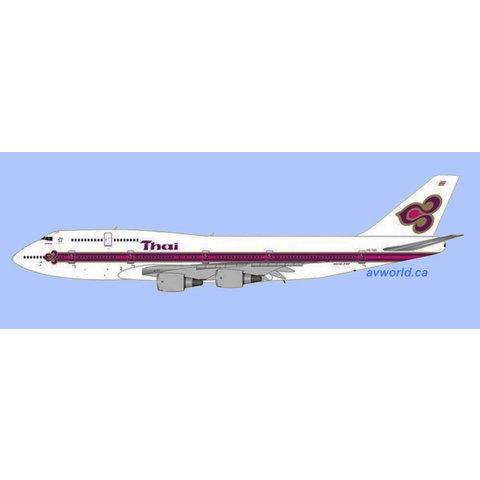 B747-300 Thai Airways old livery HS-TGD 1:400