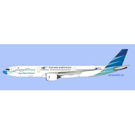 Phoenix A330-900neo Garuda Ayo Pakai Maskar PK-GHG 1:400
