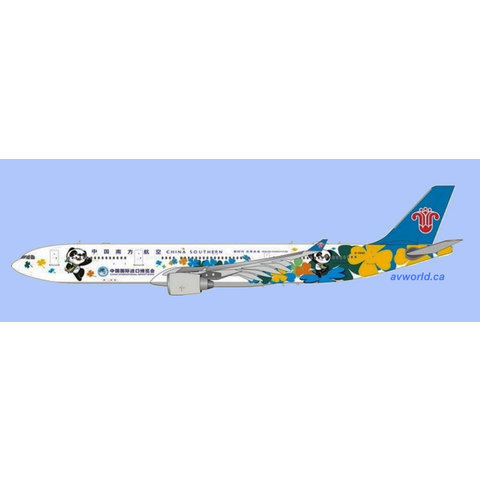 A330-300 China Southern Int'l Import Expo B-5940 1:400