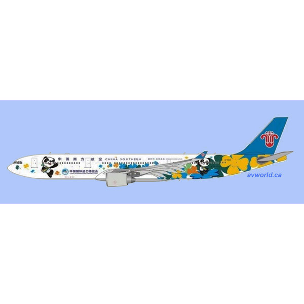 Phoenix A330-300 China Southern Int'l Import Expo B-5940 1:400