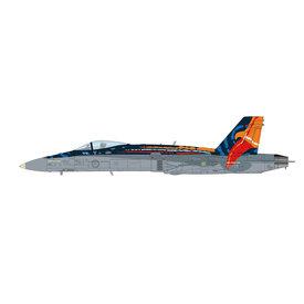 Hobby Master FA18A Hornet 75 Sqn.60th Ann.RAAF Worimi Hornet 1:72