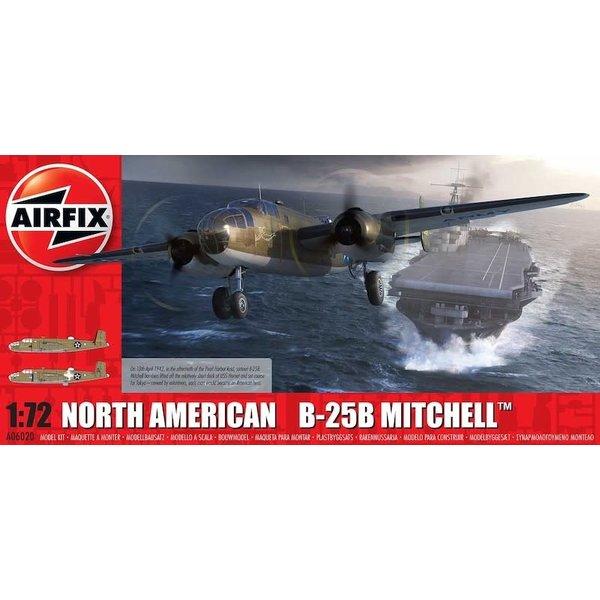 Airfix B25B Mitchell DOOLITTLE RAID 1:72 NEW 2020