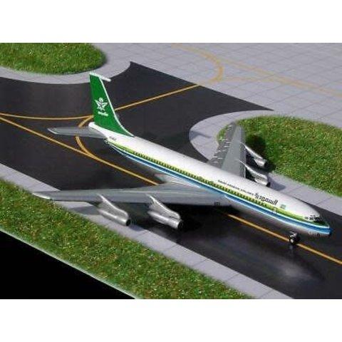 B707-386B Saudia Saudi Arabian Airlines 1:400 Club Model ++SALE++