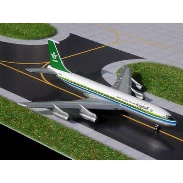 Gemini Jets B707-386B Saudia Saudi Arabian Airlines 1:400 Club Model ++SALE++
