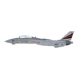 Hobby Master F14A Tomcat VF154 1000 landings USS Kitty Hawk 1:72