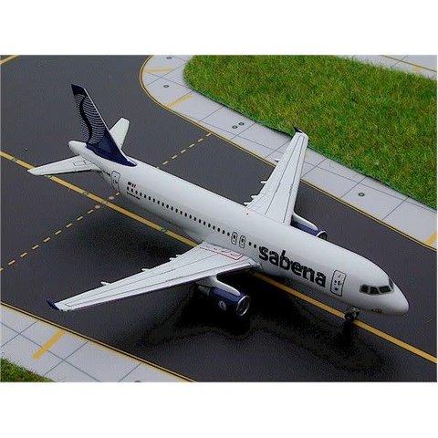 A320 Sabena final livery OO-SNA 1:400