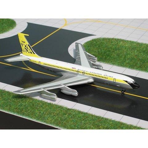 B707-320B/C MSA MALAYSIA/SINGAPORE