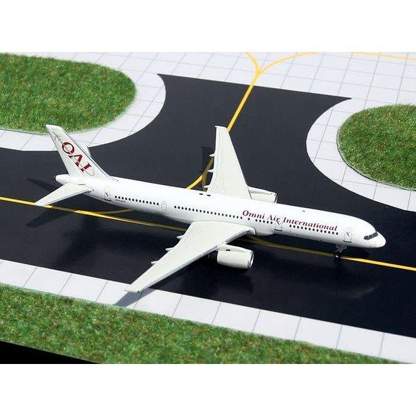 Gemini Jets B757-200 OMNI AIR WHITE 1:400